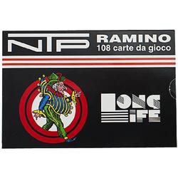 NTP Rommé Long Life Spielkarten