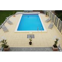 Pool Friends Ökopool Eco 2 700 x 350 x 150 cm inkl. Sandfilter