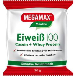 Megamax Eiweiss 100 Schoko Pulver