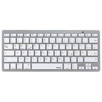 Hama KEY4ALL X510 Bluetooth Keyboard DE weiß (00123514)