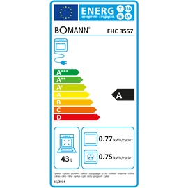 Bomann EHC 3557
