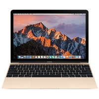 "Apple MacBook Retina (2017) 12,0"" m3 1,2GHz 8GB RAM 256GB SSD Gold"