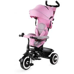 Kinderkraft Aston Dreirad Schieber Kinderdreirad Mit Zubehör In 3 Farben Rosa