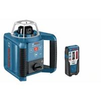 Bosch Rotationslaser GRL 300 HV, mit RC 1, WM 4, LR 1, BT 170 HD