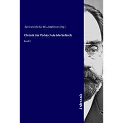 Chronik der Volksschule Merkelbach. Anonym  - Buch