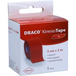 Draco Kinesiotape 5 Cmx5 m rot