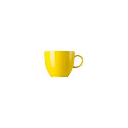 Thomas Porzellan Tasse Sunny Day Neon Yellow Kaffee-Obertasse (1-tlg)