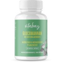 Vitabay Glucomannan aus Konjakwurzel Kapseln 120 St.