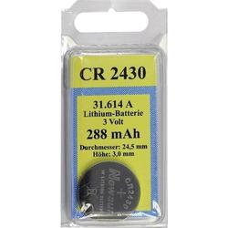 Batterie Lithium Zelle 3V CR 2430
