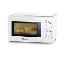 Severin MW 7891 Mikrowelle Weiß 700W Grillfunktion