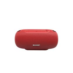 Sharp GX-BT480 Kabelloser Lautsprecher Bluetooth-Lautsprecher (40 W) rot