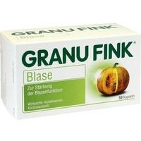 Omega Pharma Deutschland GmbH Granu Fink Blase Hartkapseln 50 St.