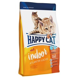 HAPPY CAT Indoor Adult Atlantik-Lachs 10 kg