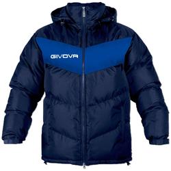 Givova Winterjacke Giubbotto Podio navy/blau - 2XL