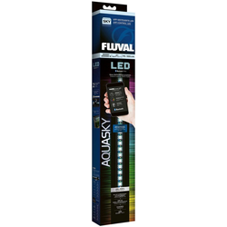 FLUVAL LED Aquariumleuchte FL AquaSky LED 2.0, 75-105 cm, 21 W