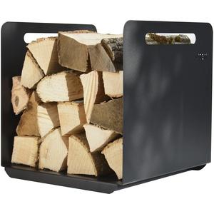 Unterstützung für Brennholz und Holzbriketts, 100% Stahl.