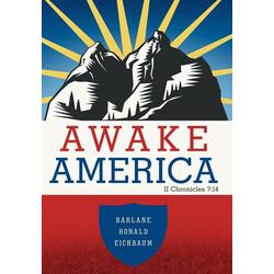Awake America als Buch von Barlane Ronald Eichbaum