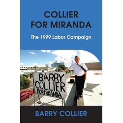COLLIER FOR MIRANDA als Taschenbuch von Barry Collier