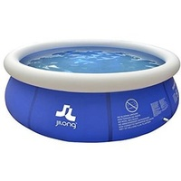 Jilong Quick-Up-Pool-Set 300 x 76 cm inkl. Filterpumpe