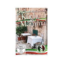 Süditalienische Küche - rig.Italienische Alla Mamma DVD