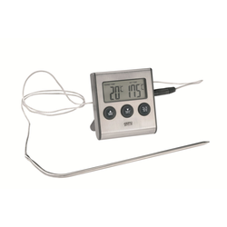GEFU Digitales Bratenthermometer TEMPERE Backofenthermometer