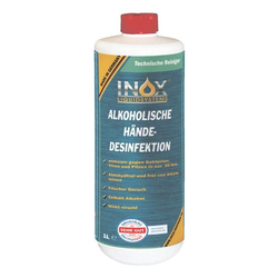 Hände-Desinfektionsmittel, 1 l, INOX