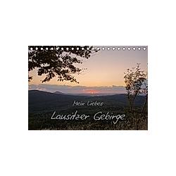 Mein liebes Lausitzer Gebirge (Tischkalender 2021 DIN A5 quer)