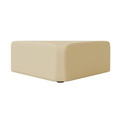Dreiecksegment 90° rubico, beige