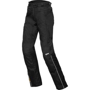 DXR Damen Tour Textilhose 2.0 schwarz Größe XS (kurz)