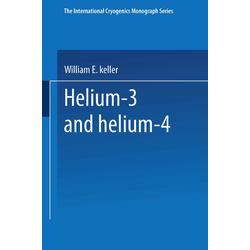 Helium-3 and Helium-4 als Buch von W. E. Keller