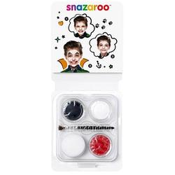 snazaroo™ Vampir Kinderschmink-Set weiß/rot/schwarz