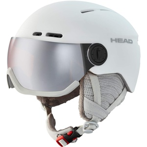 HEAD Damen Queen Skihelm, Weiss, M/L