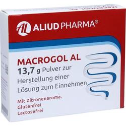 Macrogol AL 13.7g Pulver z. Herstellung e. Lösung
