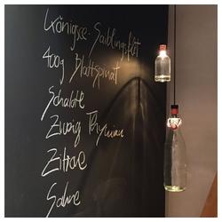 s.LUCE Pendelleuchte Flagon LED für Flaschen