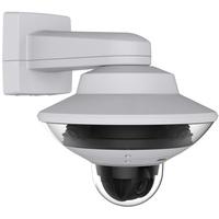 Axis IP-Tag/Nacht-Außenkamera Q6000-E HD