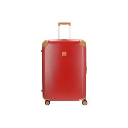 Bric's Trolley Amalfi 4-Rollen-Trolley 82 cm, 4 Rollen rot