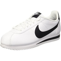Nike Wmns Classic Cortez Leather white-black, 40.5
