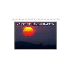 Kasseler Landschaften (Wandkalender 2021 DIN A4 quer)
