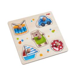 Haba Steckpuzzle HABA 304608 Greifpuzzle Spielsachen, Puzzleteile