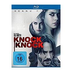 Knock Knock - DVD  Filme