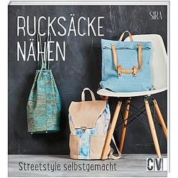 "Buch ""Rucksäcke nähen"""
