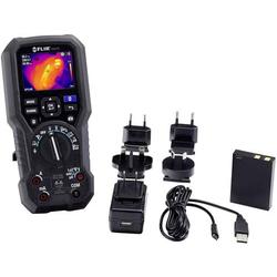 FLIR DM285-KIT Hand-Multimeter digital Grafik-Display, integrierte Wärmebildkamera CAT III 1000 V,