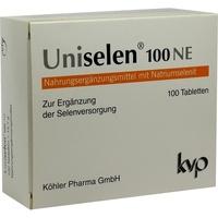 Köhler Pharma GmbH Uniselen 100 NE Tabletten 100 St.