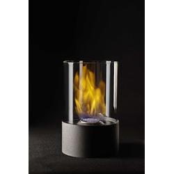 Dorre Lanterne rund Schwarz bioethanol 28 cm