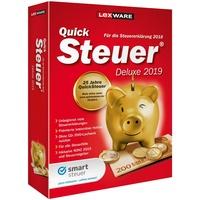 Lexware QuickSteuer Deluxe 2019 DE Win