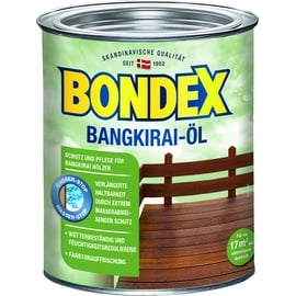 Bondex Bangkirai Öl 750 ml matt
