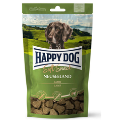 (1,99 EUR/100g) Happy Dog Soft Snack Neuseeland 100 g