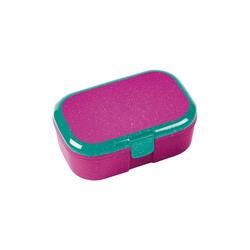 TapirElla Brotschale TapirElla Glitzer-Lunchbox Pferde 3 rosa