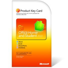 Microsoft Office Home & Student 2010 PKC DE Win