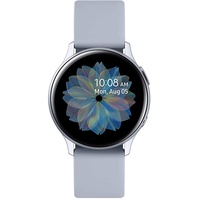 Samsung Galaxy Watch Active2 40mm Aluminum Cloud Silver